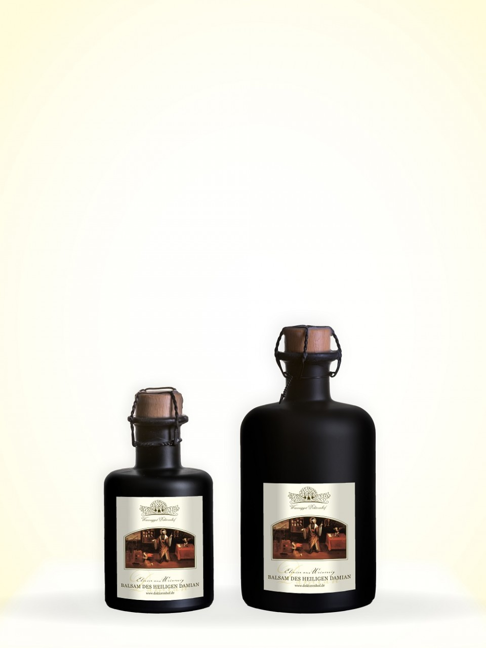 Balsam des heiligen Damian-5-Liter Bag-in-Box Sonderpreis